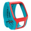Cardio Strap Turquoise Red