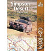 Simpson Desert CD Map