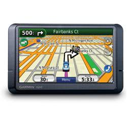 Garmin Nuvi 265WT Traffic Navigator