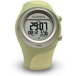 Garmin Forerunner 405 Heartrate Green