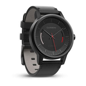vivomove Classic Black Leather