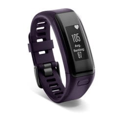 vivosmart HR Imperial Purple