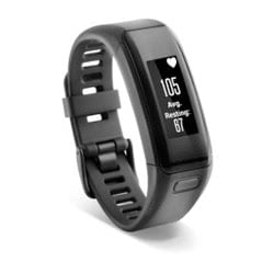 vivosmart HR Black (X-Large)