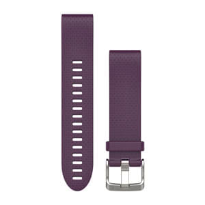 Garmin Quickfit 20mm Purple Band