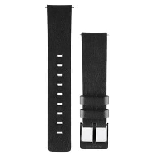 Garmin vivomove Black Leather Band