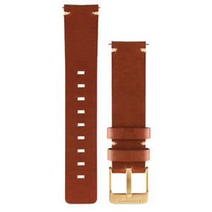 Garmin vivomove Light Leather Band