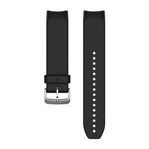 Quickfit 22mm Black Band