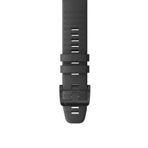 Garmin QuickFit 22mm - Slate Grey Silicone Band