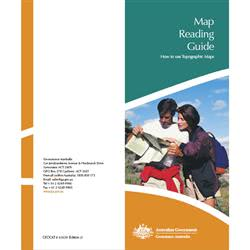 Geoscience Australia Map Reading Guide Book