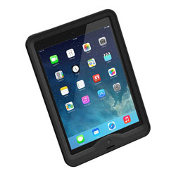 LifeProof nuud iPad Air 2 Black