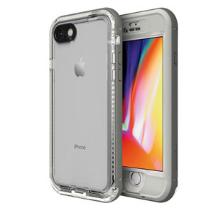 LifeProof nuud iPhone 8 White