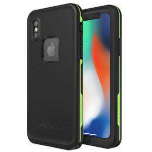 LifeProof fre iPhone X Black