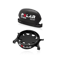 Polar CS speed sensor W.I.N.D. and Twist Lock Bike Mount