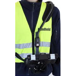Handheld Algiz 7 Shoulder Carrier