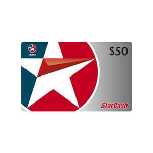 Caltex $50 Fuel Card