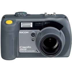 Ricoh 500SEW Camera Wifi Bluetooth