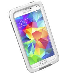 LifeProof fre Galaxy S5 White