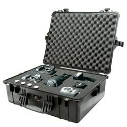 Pelican 1600 Case Black w Foam