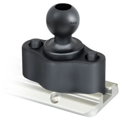 RAM Quick Release Track Rail Ball