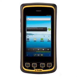 Juno T41 C Yellow IP68 Android