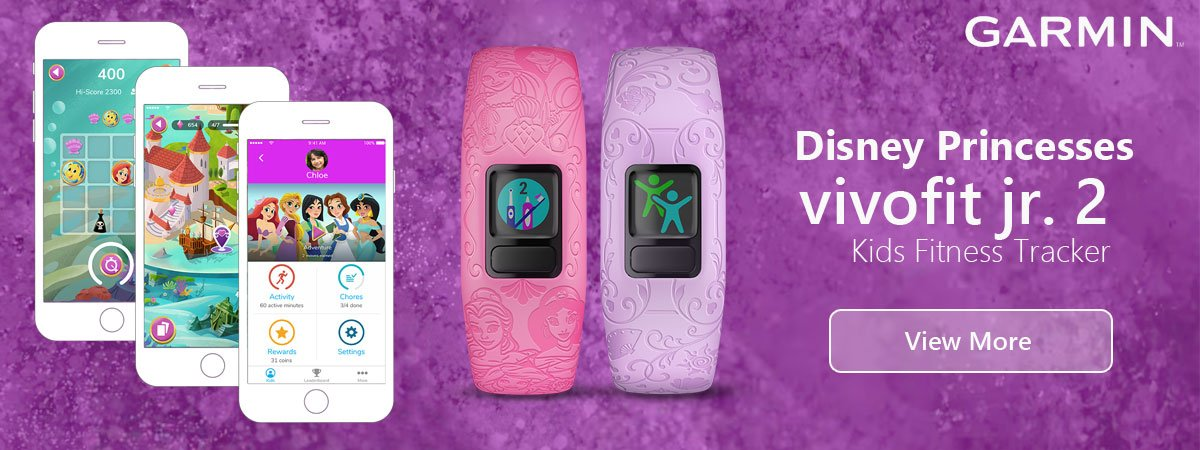 Garmin Vivofit Jr 2 Disney Princess