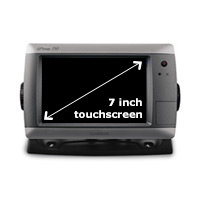 Garmin GPSMAP 750 7 Inch Touchscreen