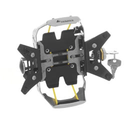 Lockable zumo 595 Mount Black