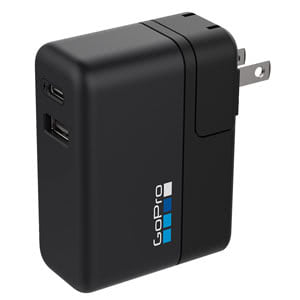 Supercharger AC USB Charger
