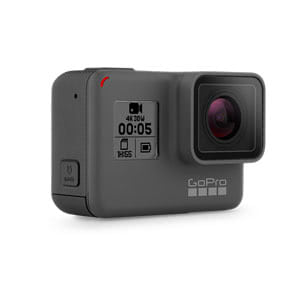 HERO5 Black 4K Ultra HD Camera
