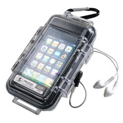 Pelican iPod iPhone Case Black