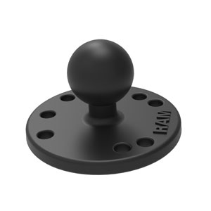 "25mm (1"") Small Ball and Base"