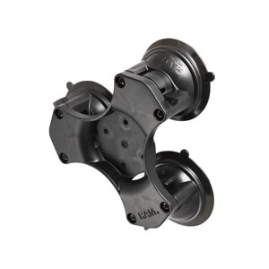 RAM Triple Suction Cup Mount