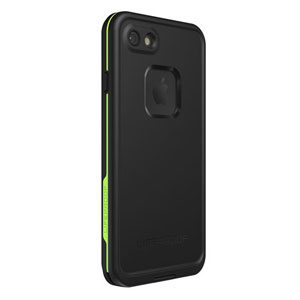 new concept 312e2 1a50f LifeProof LifeProof fre iPhone 7/8 Case Night Lite (Black/Green)