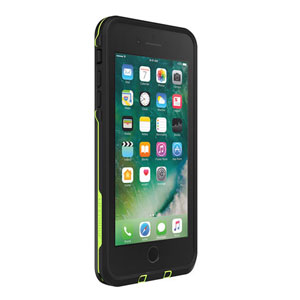 premium selection d4139 f99f9 LifeProof LifeProof fre iPhone 7/8 Plus Case Night Lite (Black/Green)